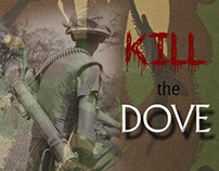 Kill The Dove Book Cover Design