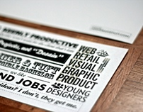 J&T presentation flyer