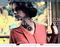NKo cashmere e-commerce website redesign