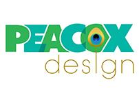 Peacox Brand identity