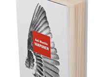 """Book jacket for Auli Mantilas """"Sparrow"""""""