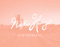 Nadia Hung Photography Branding