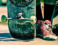 Venice Beach Skateboarders