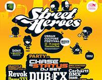 Street Heroes 2010