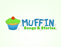 Muffin | Children's Book Logo