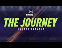 The Journey: Hunter Returns — Title Design