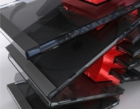 Modular CD rack