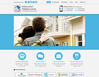 Web Design: Real Estate Template