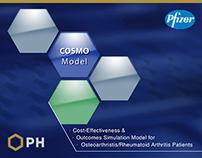 Pfizer's COSMO Model