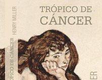 Book cover | Trópico de Cáncer
