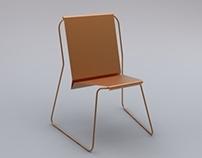 Hard Chair