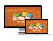 Site   Escarpas Folia Sertaneja