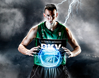 ACB (Spanish Basket League) - Sports Advertising