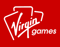 Virgin Games Relaunch