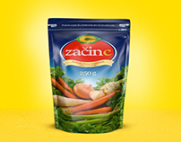 Zacin C - 3D packaging packshot