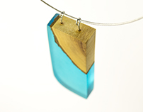 Resin & Driftwood Jewelry