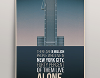 NYC Fact Poster