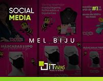 Social Media | Mel Biju #1