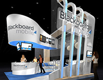Blackboard Mobile 20' x 20' Island