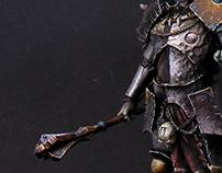 Painting True Metallic Metal