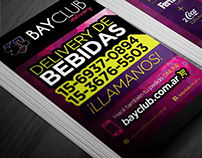 Identidad & Website - BayClub Delivery - 2014
