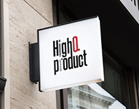 Logo Design - HighQ Product