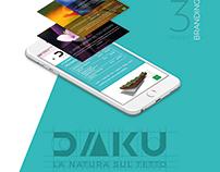 Daku - La Natura sul tetto - Branding / Website