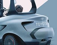Toyota Forklift : : Contest Finalist!