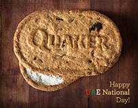 Quaker Social Media Posts