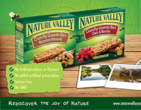 Nature Valley Shopper Marketing