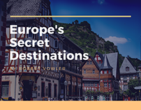 Robert Vowler | Europe's Secret Destinations