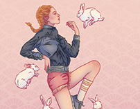 Signe Chinois : Le Lapin