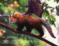 Red Lammerpan