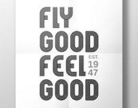 fly good feel good