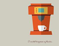 Espresso My Thanks