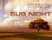 sub night 1018