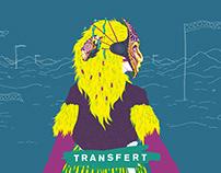 Animation d'affiche pour Transfert