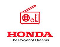 Honda: Afrikaans radio