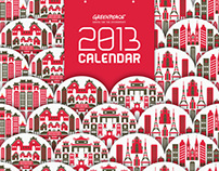 Environment calendar.