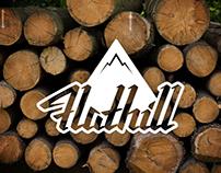 Branding: Flathill Longboards
