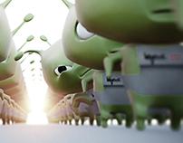 CG Alien Army