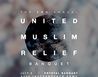 United Muslim Relief - Dallas (Visual Design)
