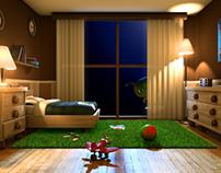 CG Bedroom