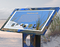 Exterior Interpretation Panels