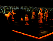 Museum Expo Old China and The Terracotta Army