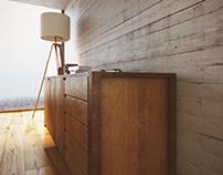 Vintage sideboards