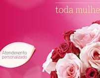 Corporativo - Dia da Mulher - Giuliana Flores