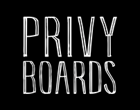 Privy Boards Product Launch Campaign