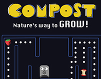 International Compost Week Poster