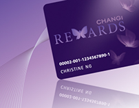 Changi Rewards web portal & EDM